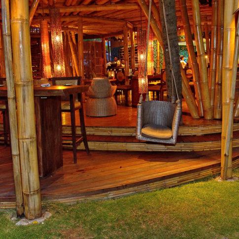 Bamboo restaurant - Bali