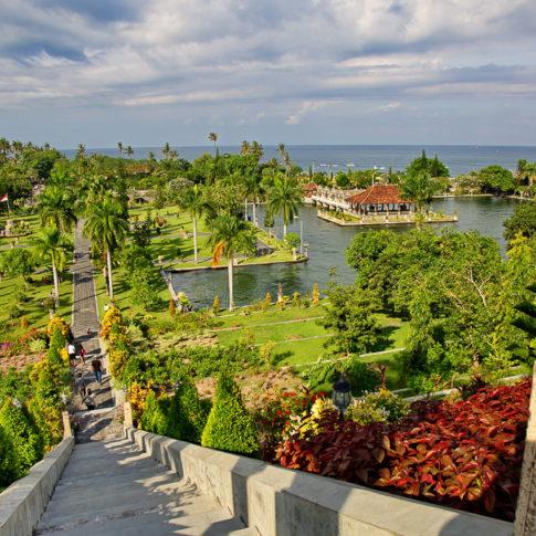 Taman Ujung Karangasem - Bali