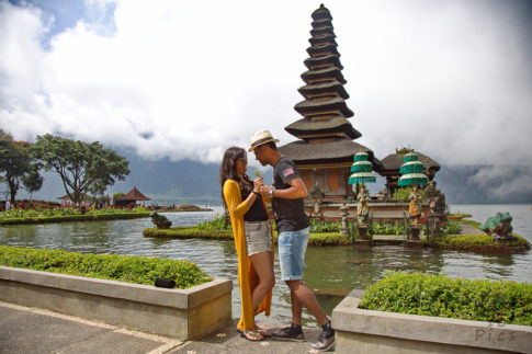 Couple photography in Bali - 1