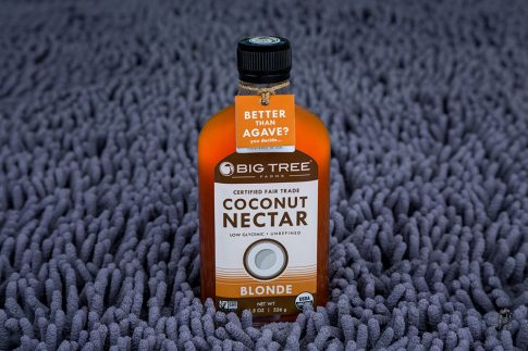 Product photography Bali - Coconut nectar