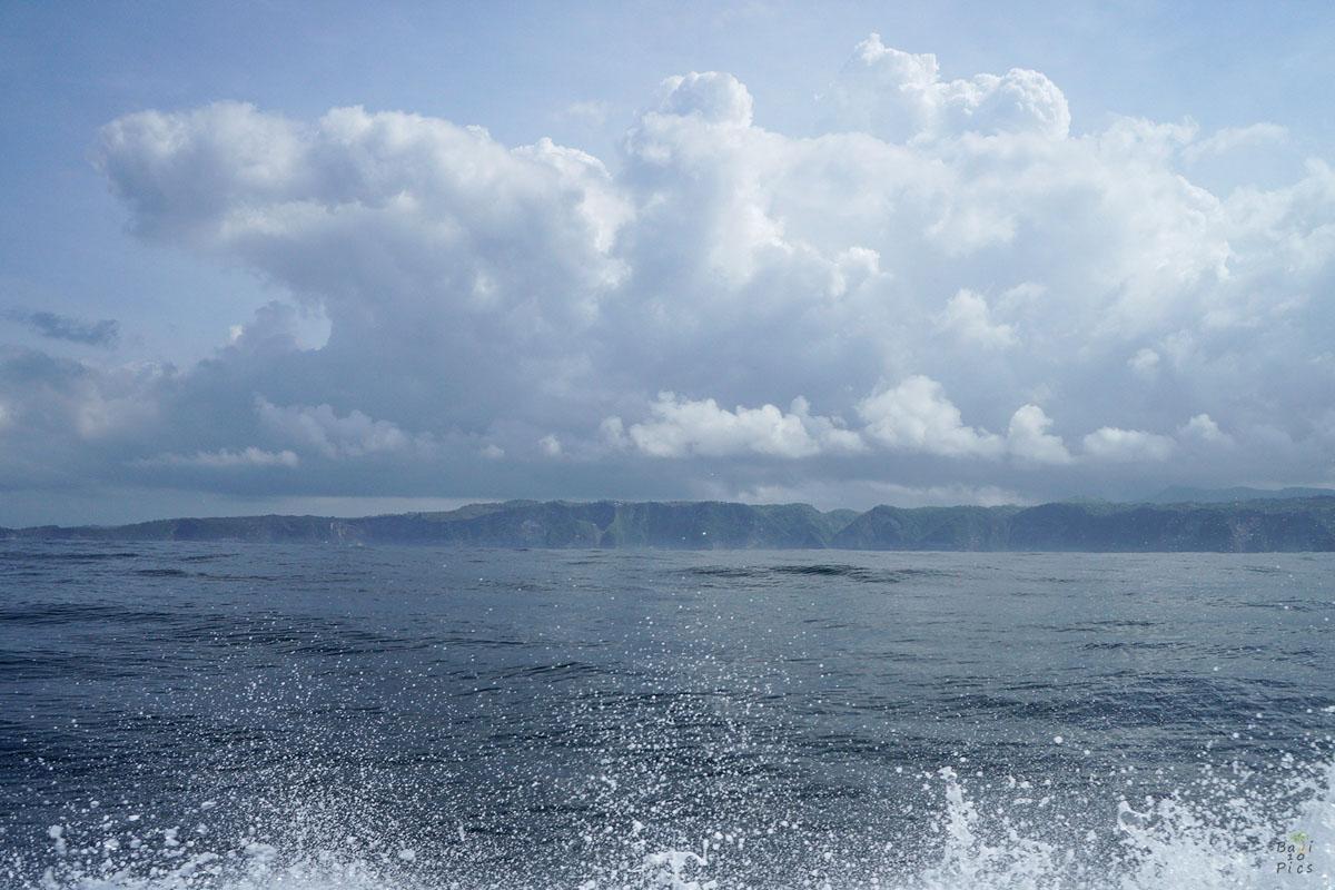 Фотограф под наем - Нуса Пенида в далечината