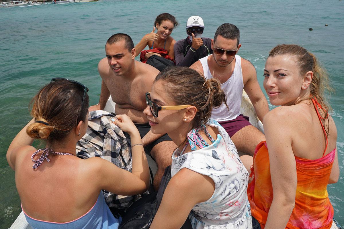 Фотограф под наем - пътуване с морско такси