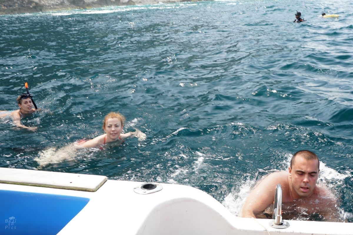Фотограф под наем - след приятна умора прибиране на лодката
