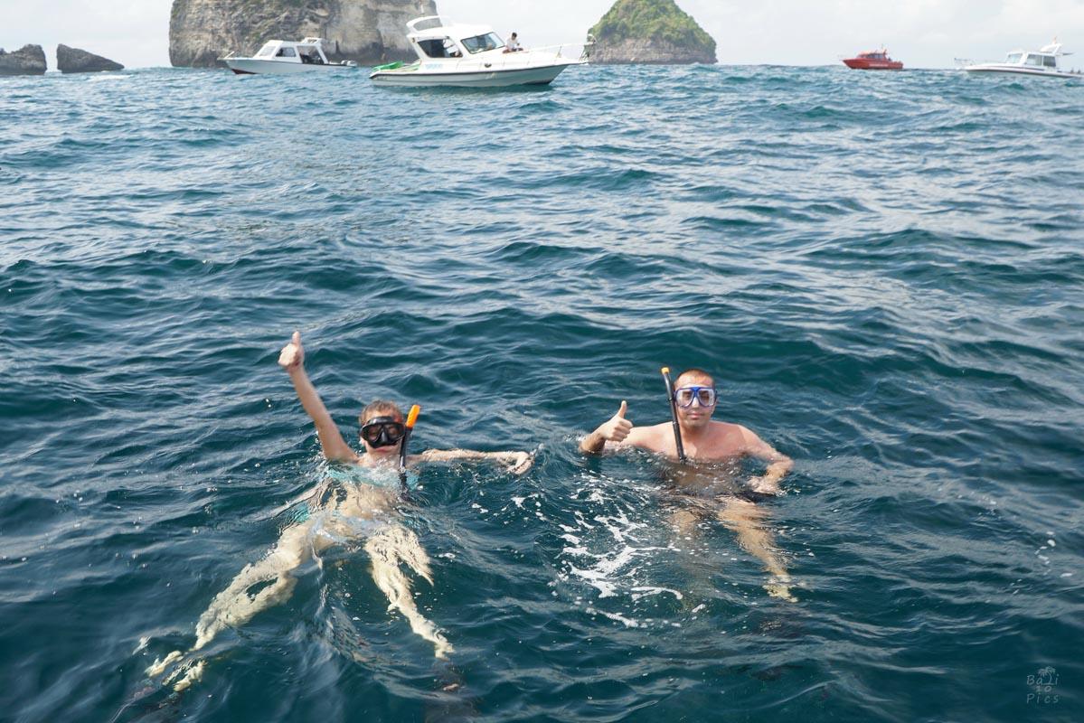 Фотограф под наем - снимки във водата