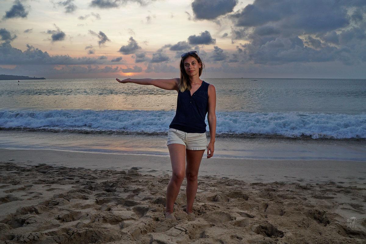 Фотограф под наем - фотосесия на Бали - Jimbaran Beach - снимка 3