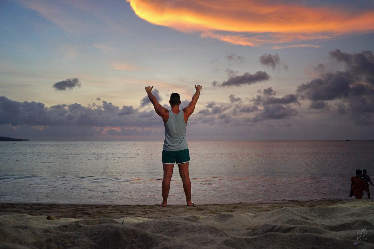 Фотограф под наем - фотосесия на Бали - Jimbaran Beach - снимка 4