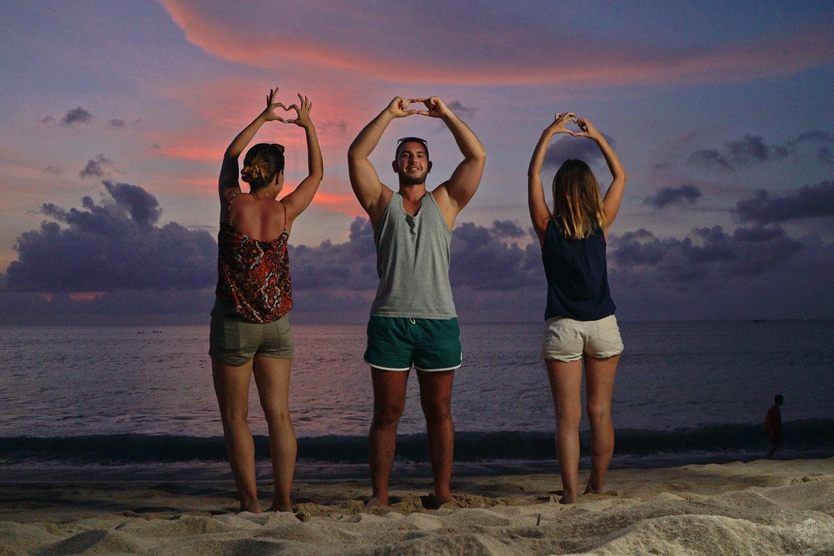 Фотограф под наем - фотосесия на Бали - Jimbaran Beach - снимка 5