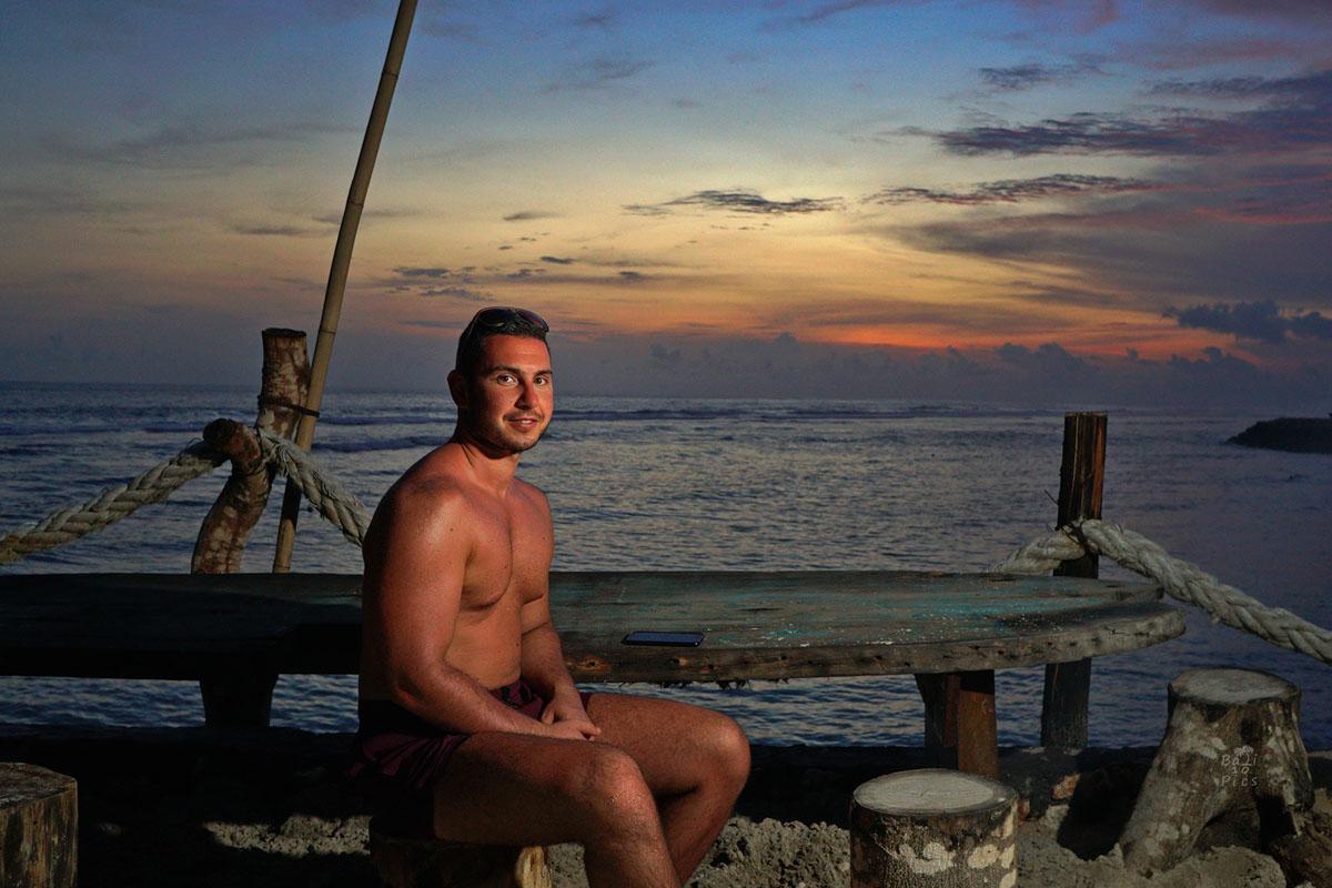 Фотограф под наем - фотосесия на Бали - melasti beach - снимка 1