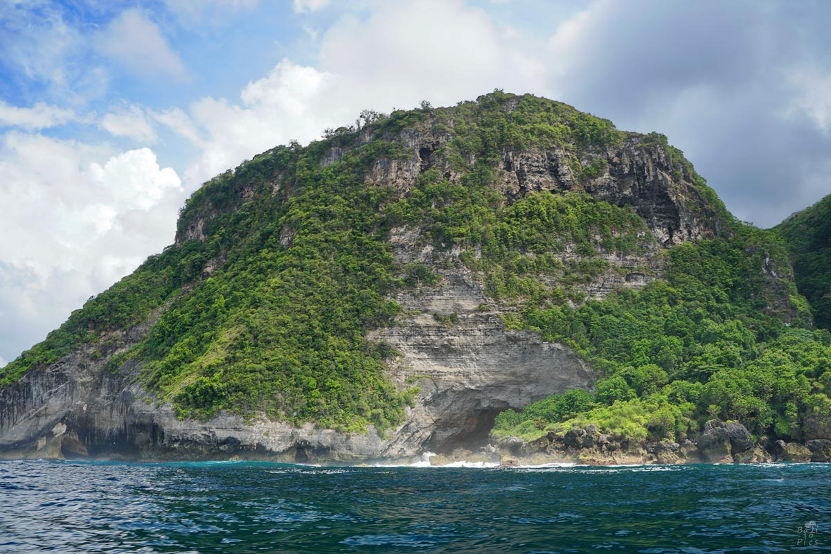Фотограф под наем - част от великолепния остров Нуса Пенида