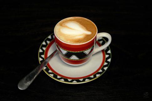 Кулинарна фотография - кафе Макиато