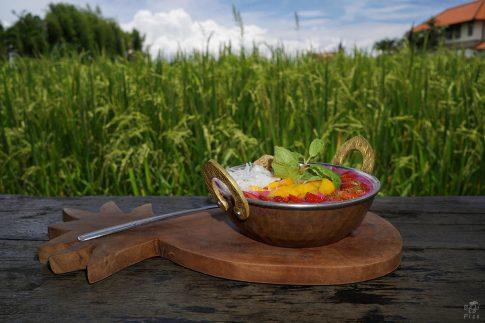Храната в Бали - смути за закуска