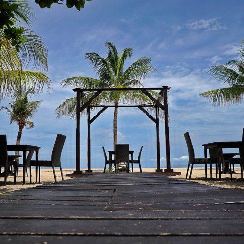 Плаж в Бали - Санур