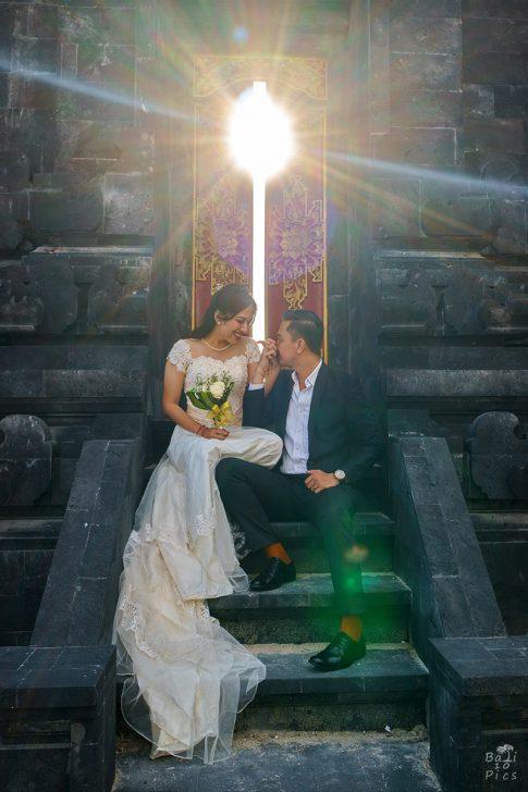 Фотограф на Бали - Сватба на остров Бали