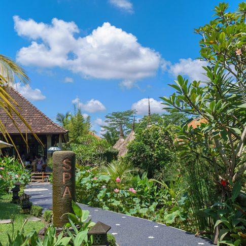 Спа център в Бали